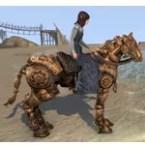 Dwarven Horse