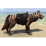 Gorne Striped Wolf