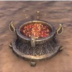 Indoril Brazier, Kettle