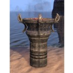 Indoril Brazier, Pedestal