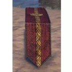 Redoran Mantle Cloth, Crimson Cover