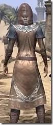 Telvanni Wizard-Lord Robe - Female Close Back