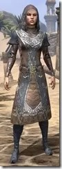 Telvanni Wizard-Lord Robe - Female Front