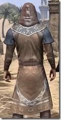 Telvanni Wizard-Lord Robe - Male Close Back