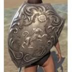 Daggerfall Covenant Maple Shield
