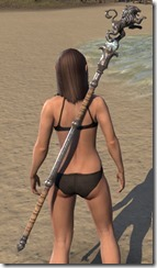 Daggerfall Covenant Maple Staff