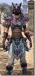 Dro-m'Athra Rubedo Leather - Female Close Front