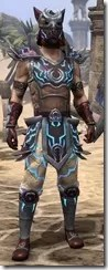 Dro-m'Athra Rubedo Leather - Male Front
