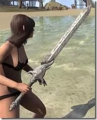 Ebonheart Pact Iron Sword 2