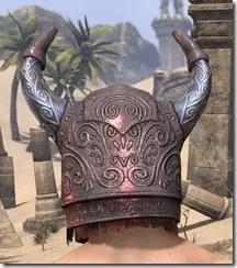 Falkreath Helm - Male Back