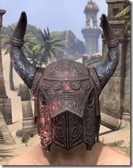 Falkreath Helm - Male Front