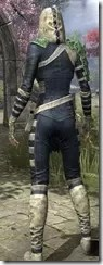 Naryu's Morag Tong Costume Dyed Back