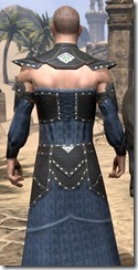 Ancestral Homage Formal Gown - Male Close Back