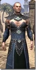 Ancestral Homage Formal Gown - Male Close Front