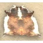 Reachman Rug, Mottled Skin