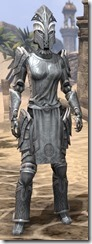 Apostle Iron - Female Front