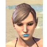 Azure Sky Blue Lip Tint