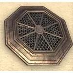 Clockwork Vent, Octagonal Fan