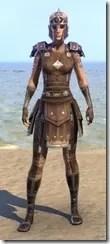 Colovian Uniform - Female Front