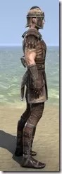 Colovian Uniform - Male Side