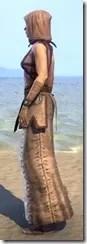 Courier Uniform - Female Side