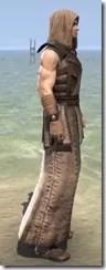 Courier Uniform - Male Side