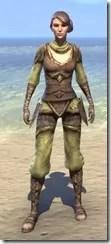 Dunmer Cultural Garb - Female Front