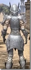 Ebonshadow Iron - Female Close Back