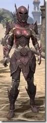 Ebonshadow Rubedite - Female Front