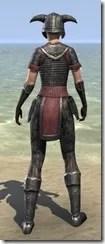 Fort Amol Guard - Female Back