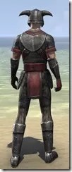 Fort Amol Guard - Male Back