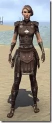 Hallin's Stand Sevenmth Legion - Female Front