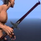 Hlaalu Rubedite Sword