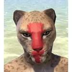 Karthwolf Face Tattoo