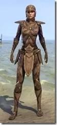 Phaer Mercenary - Female Front