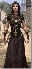 Primal Light - Female Robe Close Front