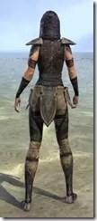 Quendeluun Veiled Heritance - Female Back