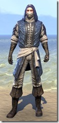 Servant's Ourfit - Male Front