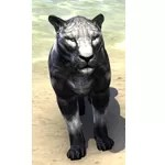 Shadowghost Senche-Panther