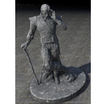 Statue of Sheogorath, the Madgod