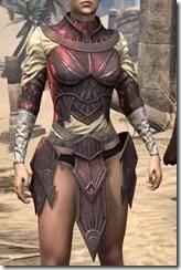 Ebonshadow Cuirass - Female Front