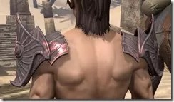 Ebonshadow - Male Back