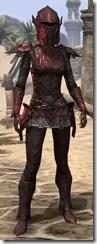 Ebony Heavy - Female Front