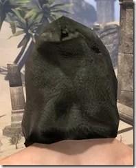 Hollowjack Spectre Mask - Male Back