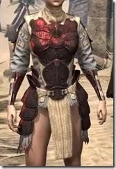 Telvanni Cuirass - Female Front
