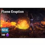 Flame Eruption
