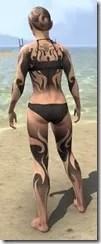 Inferno Ink Body Markings - Female Back