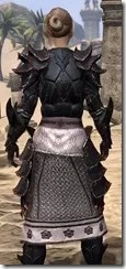 Telvanni Master Wizard - Female Close Back
