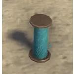Spool, Blue Thread