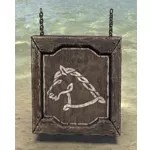 Stablemaster's Sign, Small